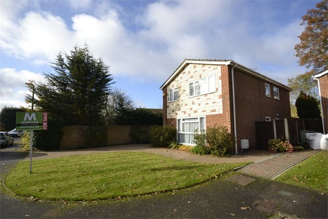 Thumbnail Detached house for sale in Loates Pasture, Stansted