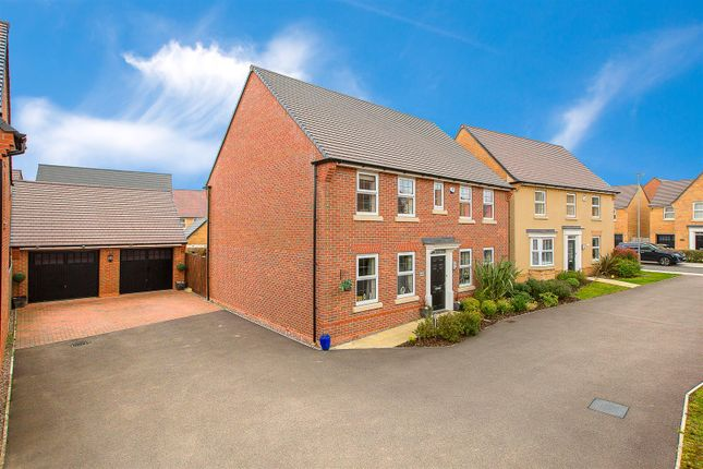 Thumbnail Detached house for sale in Arnold Drive, Weldon