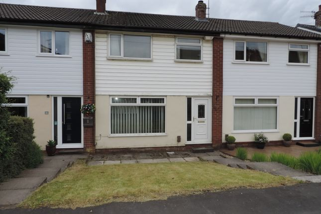 Thumbnail Town house to rent in Brecon Close, Royton, Oldham