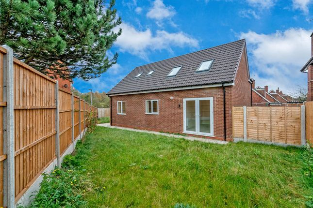 Thumbnail Detached bungalow for sale in Birchover Road, Walsall