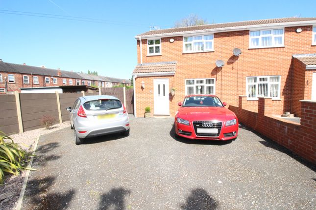 Thumbnail Semi-detached house to rent in Malham Close, Leigh