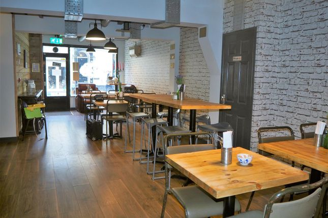Restaurant/cafe for sale in Cafe & Sandwich Bars YO31, North Yorkshire