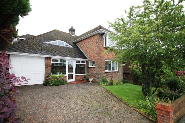 Thumbnail Detached house for sale in Brangwyn Crescent, Patcham, Brighton, East Sussex