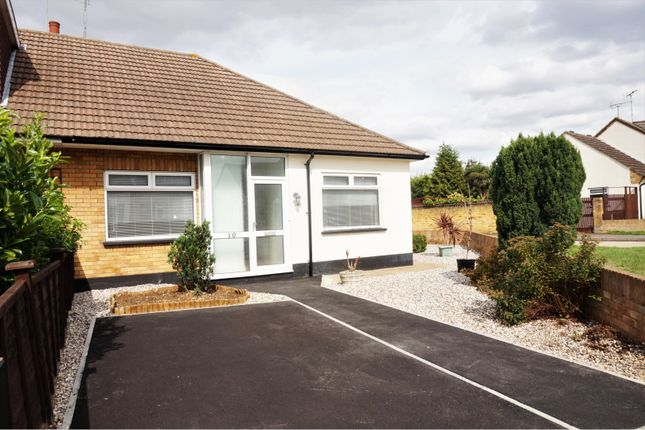 Thumbnail Semi-detached bungalow for sale in Meesons Mead, Rochford