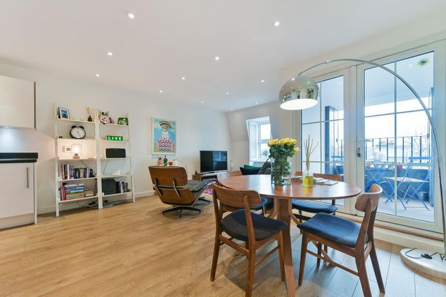Thumbnail Flat for sale in Hollies Way, Temperley Road, London