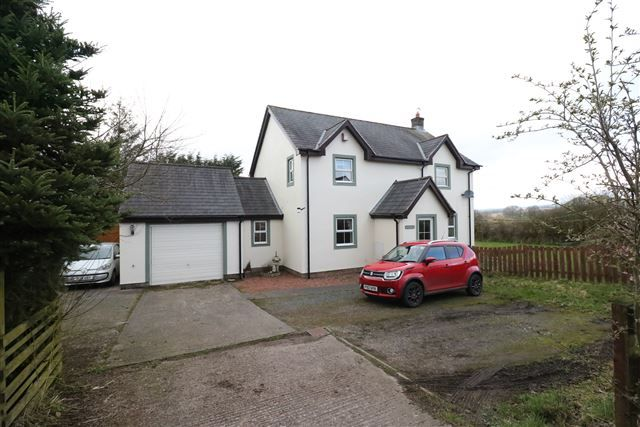 Thumbnail Detached house for sale in Roadhead, Carlisle, Cumbria
