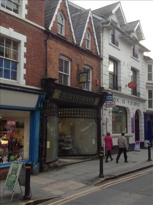 Thumbnail Retail premises to let in 25 High Street, Cardigan