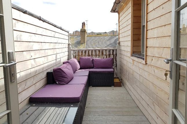 Roof Terrace of Tidy Street, Brighton BN1