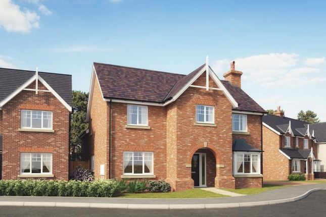 Thumbnail Detached house for sale in Church View Station View, Hadnall, Shrewsbury