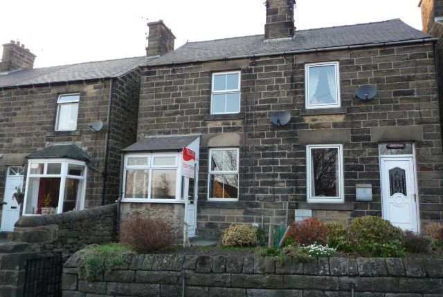 Thumbnail Terraced house to rent in Holmes Terrace, Chesterfield Road, Two Dales