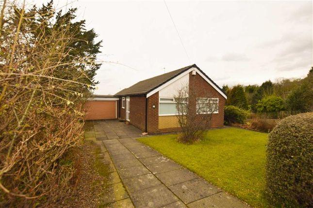 Thumbnail Detached bungalow for sale in Matley Park Lane, Stalybridge