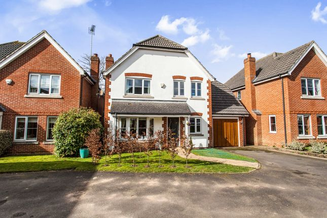 Thumbnail Detached house for sale in Staleys Acre, Borough Green, Sevenoaks, .