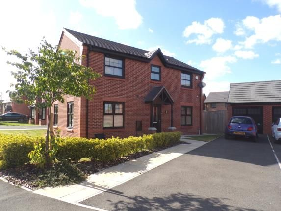 Thumbnail Detached house for sale in Hawthorn Avenue, Hazel Grove, Stockport, Cheshire