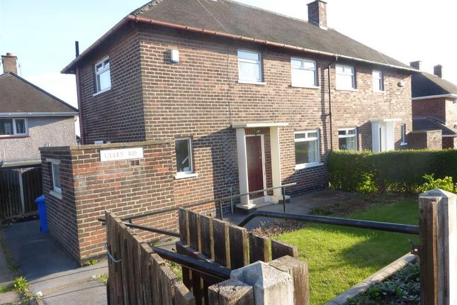 Thumbnail Semi-detached house to rent in Ulley Road, Sheffield