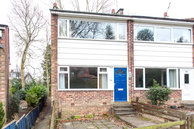 Thumbnail Terraced house to rent in Gledhow Lane, Chapel Allerton, Leeds, West Yorkshire