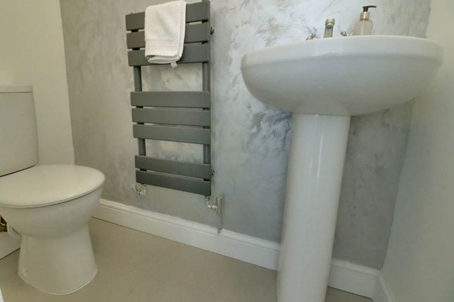 Cloakroom WC of Fair Holme View, Armthorpe, Doncaster DN3