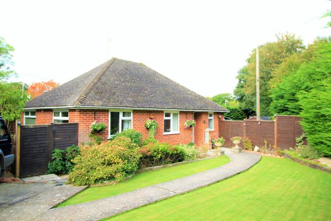 Thumbnail Detached bungalow for sale in Crazy Lane, Battle