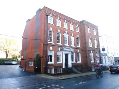 Thumbnail Office to let in Lower Ground Floor, Southgate Street, Winchester, Hampshire