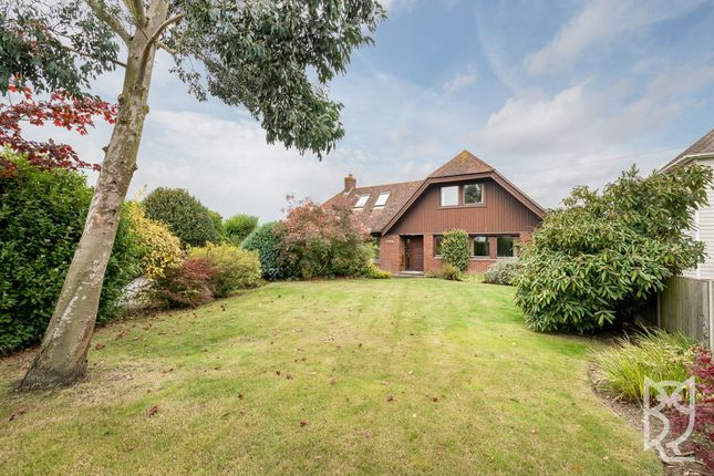 Thumbnail Detached house for sale in Mistley, Long Road, Manningtree