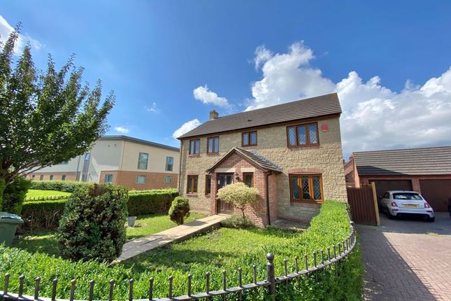 Thumbnail Detached house for sale in Pastures Avenue, St. Georges, Weston-Super-Mare