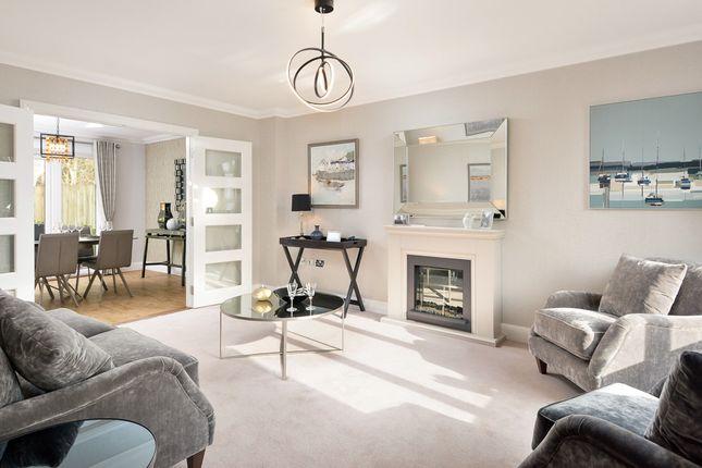 "Thumbnail Detached house for sale in ""Hazel"" at John Porter Wynd, Aberdeen"