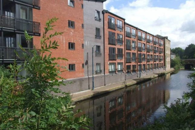 Thumbnail Flat to rent in Corn Mill Lane, Stalybridge