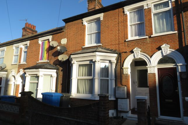 2 bed flat to rent in Oxford Road, Ipswich IP4