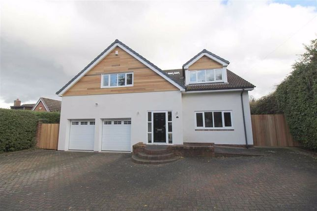 Thumbnail Detached house to rent in Western Way, Ponteland, Newcastle Upon Tyne