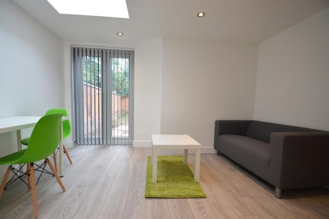 Thumbnail Flat to rent in 100A London Road, Leicester