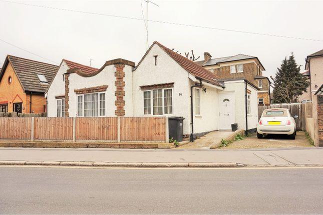 Thumbnail Detached bungalow for sale in Leslie Park Road, Croydon