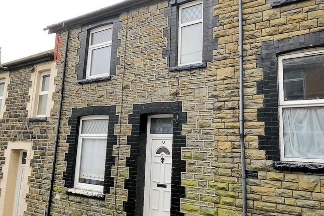 Thumbnail Terraced house to rent in Cwmaman, Aberdare