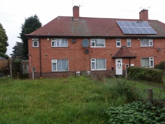 3 bed end terrace house for sale in Amesbury Circus, Aspley, Nottingham