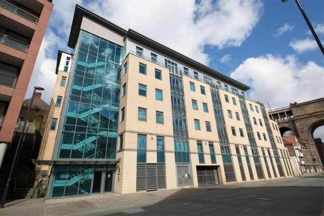 Thumbnail Flat for sale in 46-54 Close, Newcastle Upon Tyne