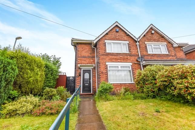 Thumbnail Semi-detached house for sale in Coalpool Lane, Walsall, West Midlands