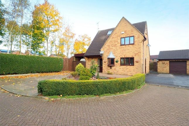 4 bed detached house for sale in Catherine Close, Kirkby-In-Ashfield, Nottinghamshire