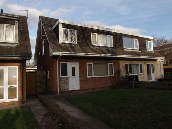 Thumbnail Semi-detached house for sale in Piccadilly Close, Chelmsley Wood, Birmingham, West Midlands