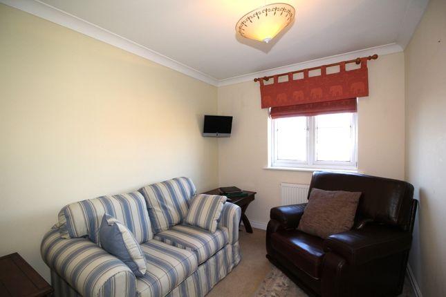 Bedroom of The Moorings, Burton Waters, Lincoln LN1