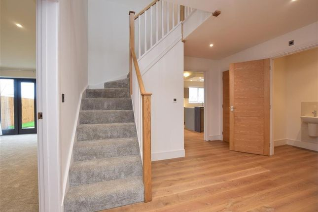 Thumbnail Detached house for sale in Chigwell Grove, Park View, Chigwell, Essex