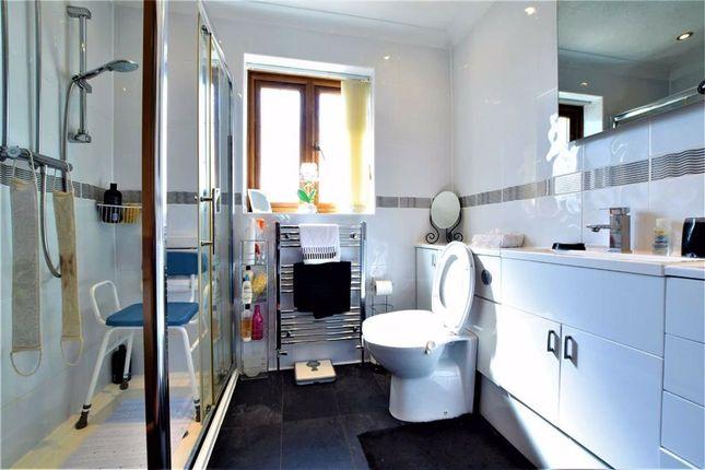 Shower Room of Albert Close, North Grays, Essex RM16