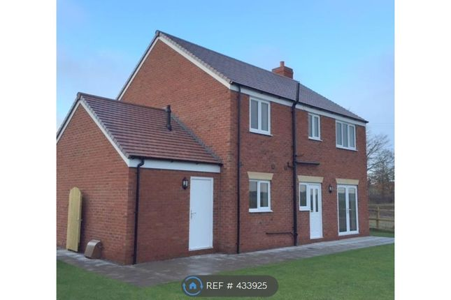 Thumbnail Detached house to rent in Barley Fields, Shropshire