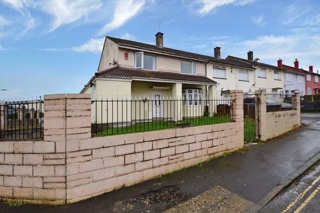 Thumbnail Semi-detached house for sale in Mow Barton, Highridge, Bristol