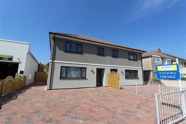 Thumbnail Semi-detached house for sale in Hillview Park Homes, Locking Road, Weston-Super-Mare