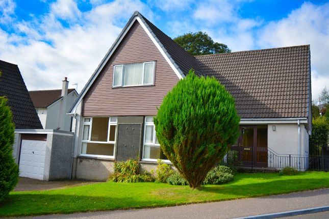 Thumbnail Detached house for sale in Moirs Well, Dollar, Clackmannanshire