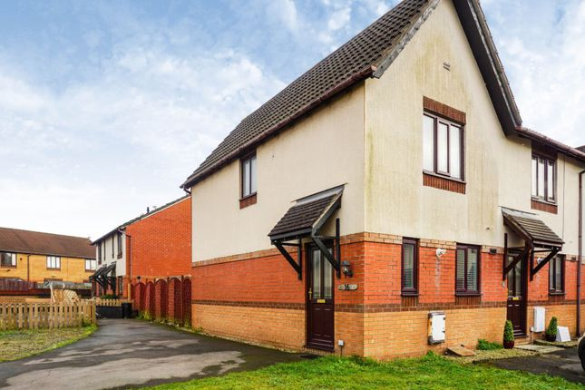 Thumbnail End terrace house for sale in Oaktree Drive, Porthcawl