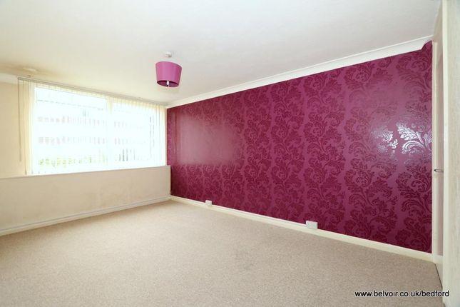 Thumbnail Flat to rent in Goldington Green, Bedford