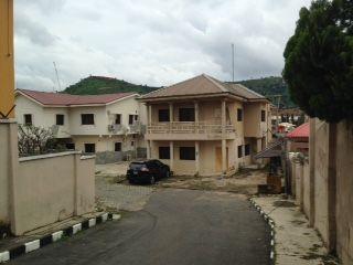 Thumbnail Block of flats for sale in Panama Estate, Maitama District, Abuja., Nigeria