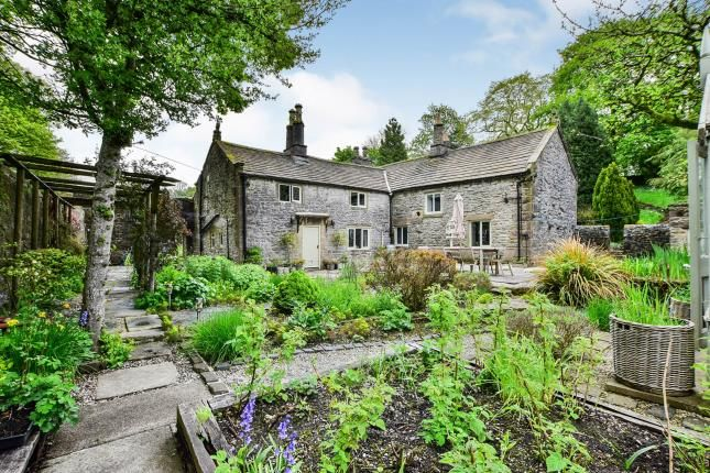 Thumbnail Detached house for sale in Waterswallows Road, Buxton, Derbyshire, High Peak