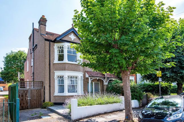 Thumbnail Flat for sale in Melbourne Road, Wimbledon