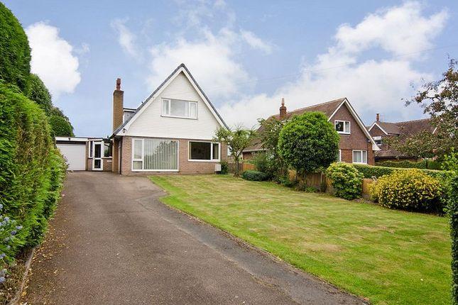 Thumbnail Detached house for sale in Upper Way, Upper Longdon, Rugeley