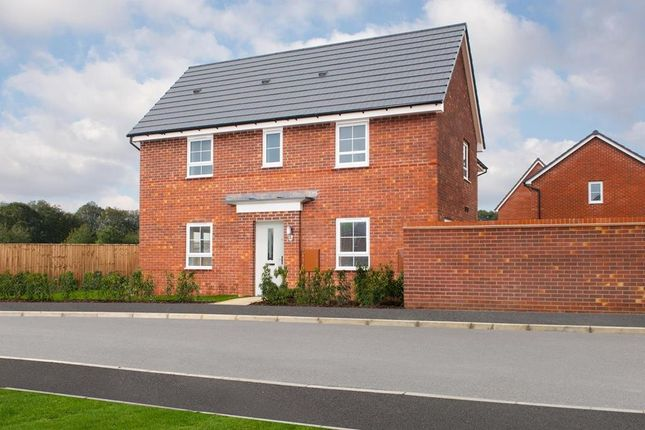 "Thumbnail Detached house for sale in ""Moresby"" at Poplar Way, Catcliffe, Rotherham"